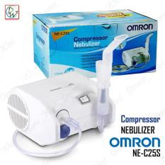 Omron High Volume Nebulizer Compressor (NE-C25S) Nebulizer